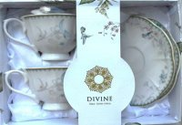DIVINE FILIŻANKA 250ml 2+2 A03
