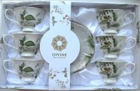 DIVINE FILIŻANKA 250ml 6+6 A01